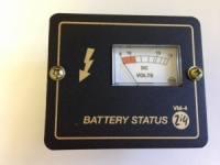 Zig VM4 12v Battery Condition Meter  Voltmeter